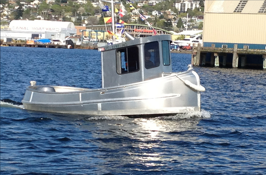 Aluminum Boat Builders Seattle